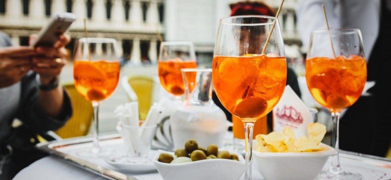 6 ιταλικά ποτά για να γίνεις σε μια βραδιά βέρος Ιταλός
