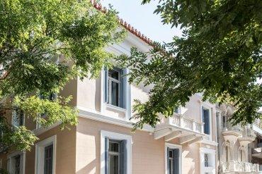 Μonsieur Didot: Από νεοκλασικό σε ατμοσφαιρικό boutique hotel - itravelling.gr