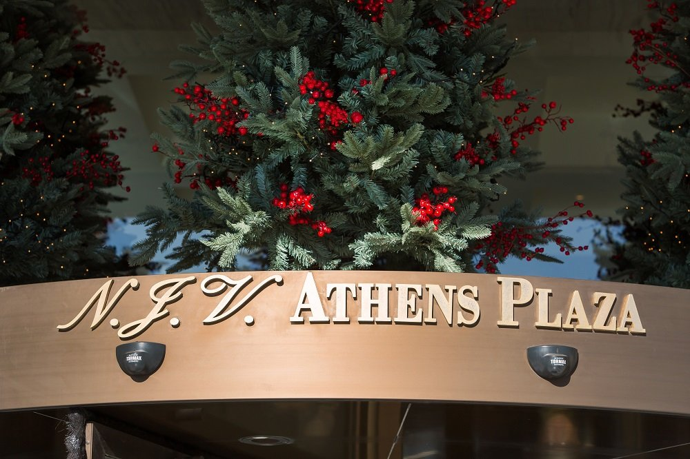 X-mas & New Year's Eve Gala βραδιές στο NJV Athens Plaza - itravelling.gr