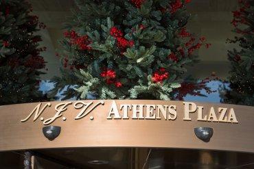 X-mas & New Year's Eve Gala βραδιές στο NJV Athens Plaza - itravelling.gr