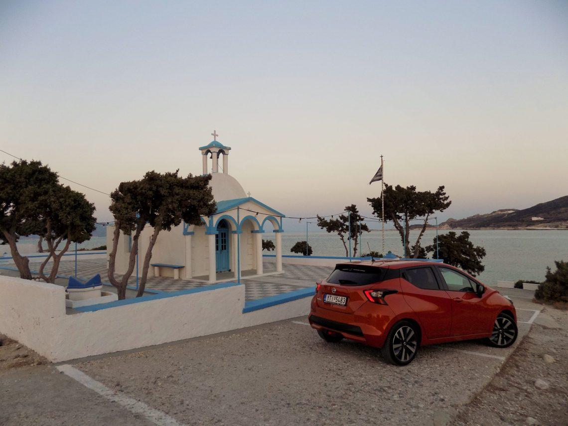 On the Road || Εξερευνώντας τη μαγευτική Μήλο με το νέο Nissan Micra