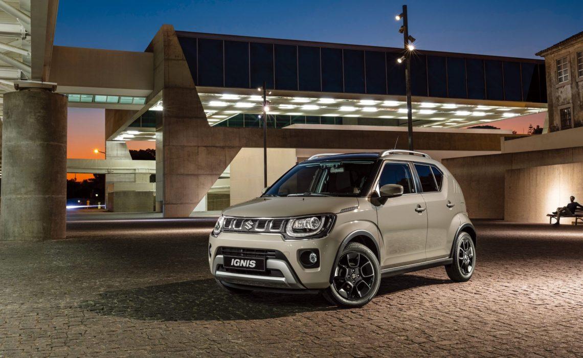 Το νέο Suzuki Ignis Hybrid δείχνει το δρόμο για το μέλλον