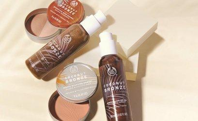 Coconut Bronze: Καλοκαιρινό εφέ με άρωμα καρύδας από τα The Body Shop - itravelling.gr
