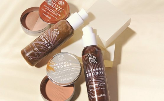 Coconut Bronze: Καλοκαιρινό εφέ με άρωμα καρύδας από τα The Body Shop - itravelling.gr