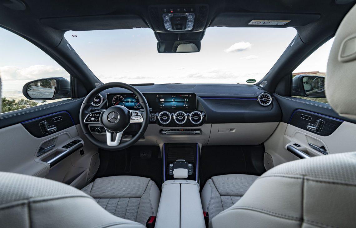 Η νέα Mercedes-Benz GLA σαγηνεύει τα πλήθη!