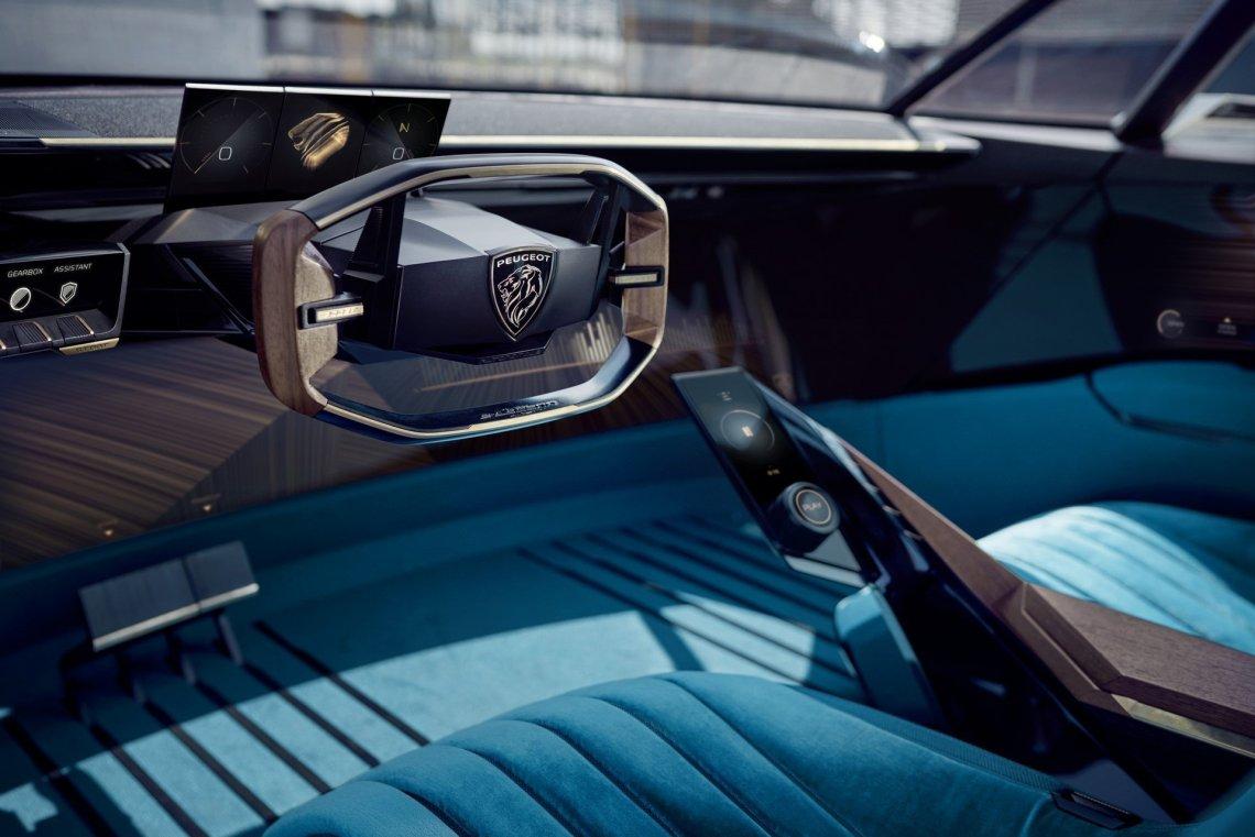 Η συνεχής εξέλιξη της Peugeot οδήγησε στο i-Cockpit