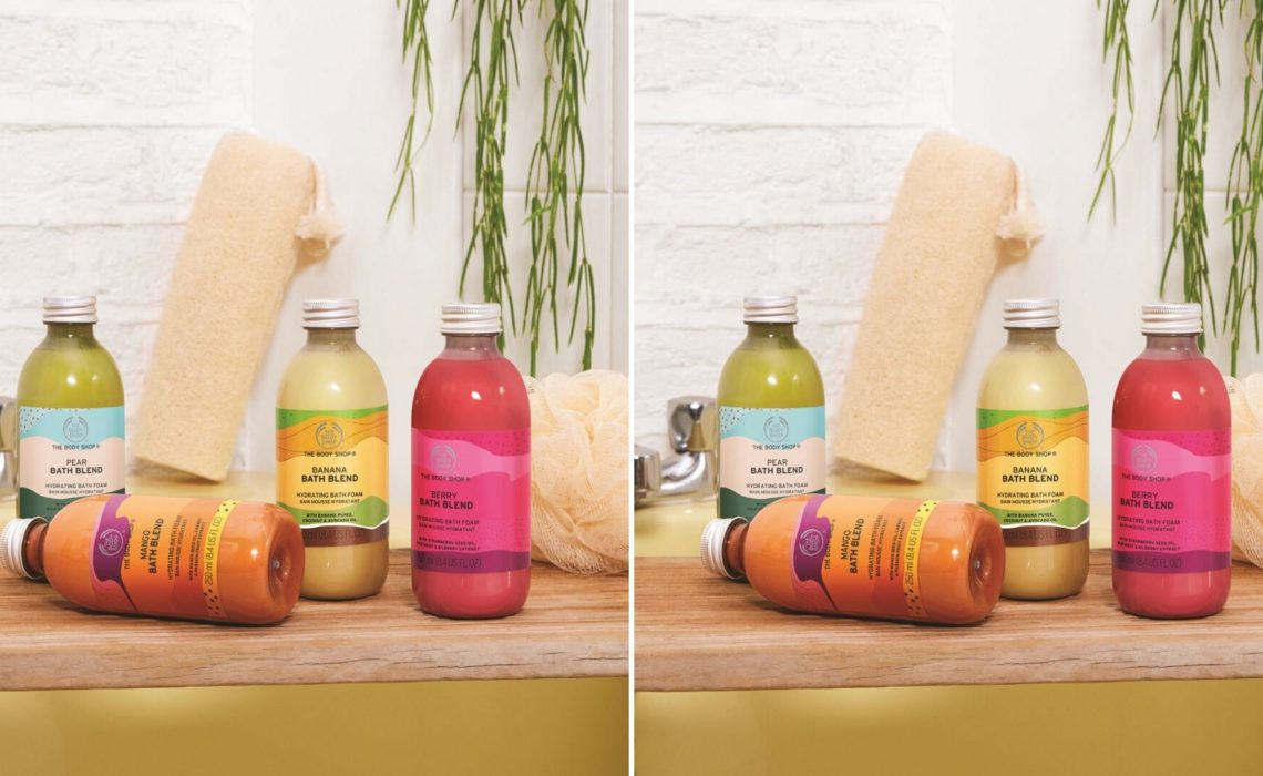 Bath Blends: Η απόλυτη φρουτένια εμπειρία spa από την The Body Shop - itravelling.gr
