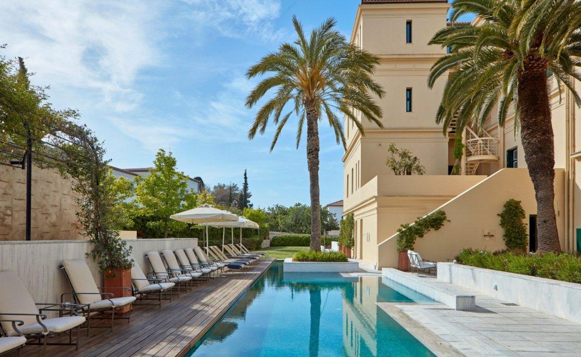 Poseidonion Grand Hotel: Επιστρέφει δυναμικά για ασφαλείς διακοπές - itravelling.gr