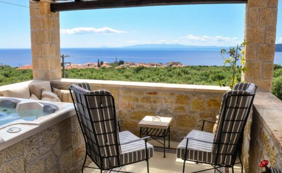 Polismata Private Residences: Ένα φιλόξενο «βασίλειο» στη μεσσηνιακή Μάνη από τα Aria Hotels - itravelling.gr