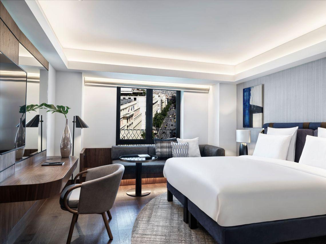 Athens Capital Hotel: Το πρώτο MGallery Hotel έρχεται στην Ελλάδα - itravelling.gr