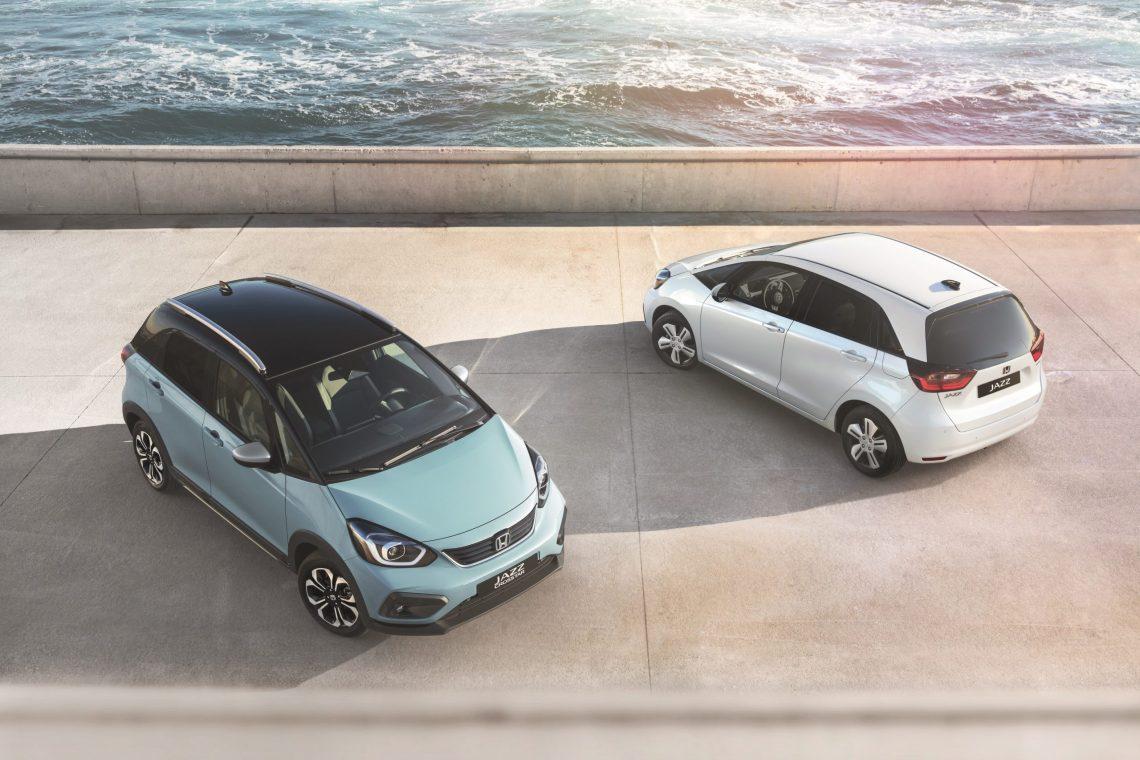 Νέο Honda Jazz: Ένα βήμα πιο κοντά στο μέλλον!