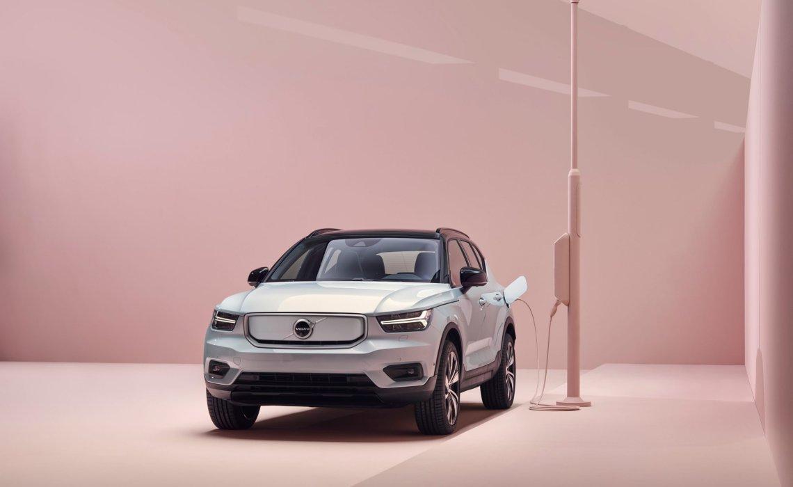 Φόρτισε το ηλεκτρικό σου Volvo παντού!