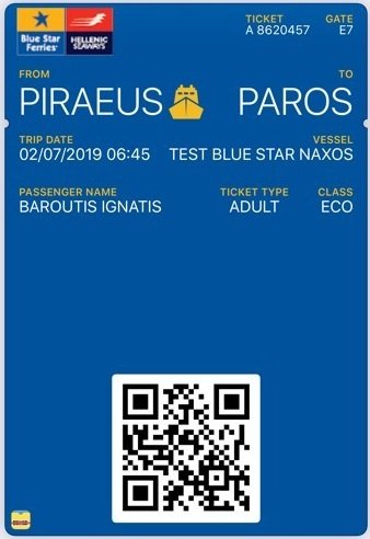 CRS LIKNOSS: Web check-in και e-ticket) για την Blue Star Ferries & Hellenic Seaways - itravelling.gr