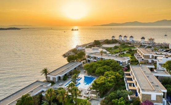 Mykonos Theoxenia: Διακοπές με glam πολυτέλεια και 60's επιρροές στη Μύκονο - itravelling.gr