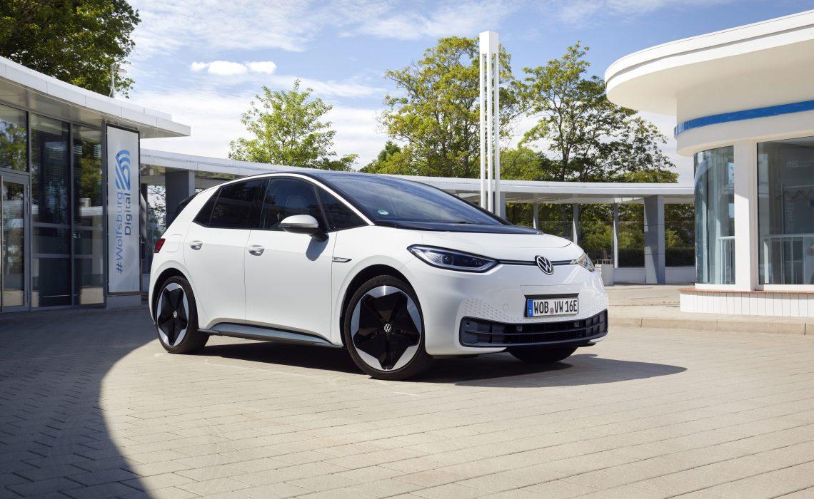 Το νέο Volkswagen ID.3 με ιδανική αυτονομία