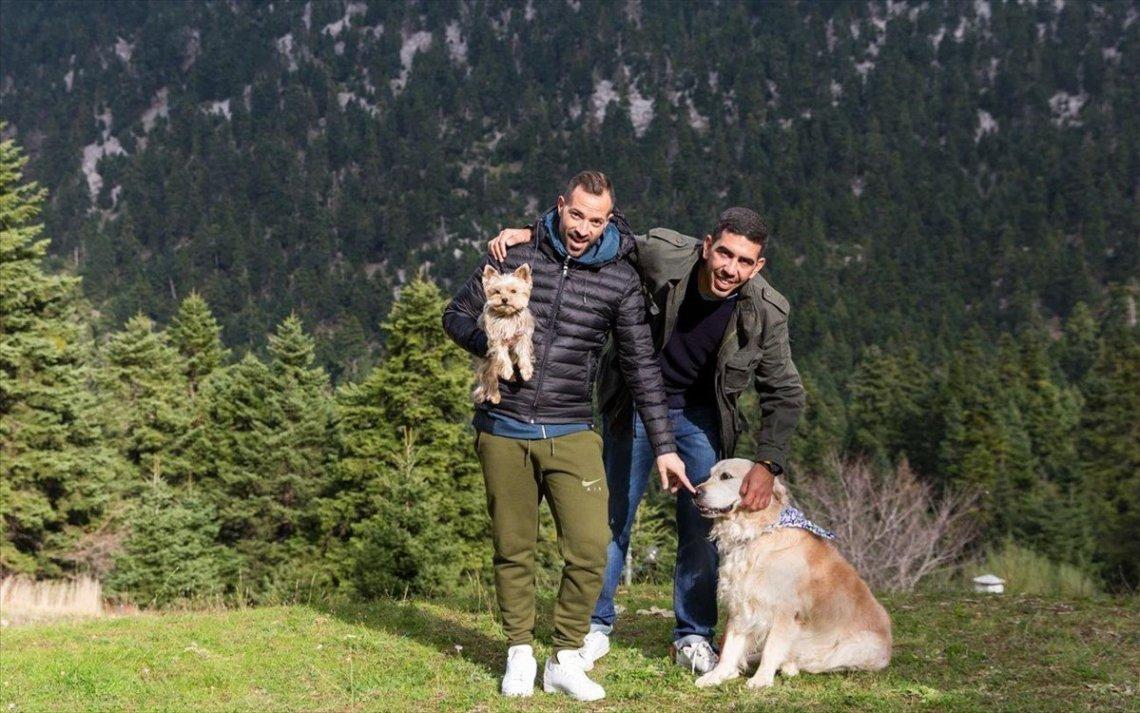 Dog Weekend: Ταξιδεύουμε στον Παρνασσό και το Elatos Resort με τα κατοικίδια μας - itravelling.gr