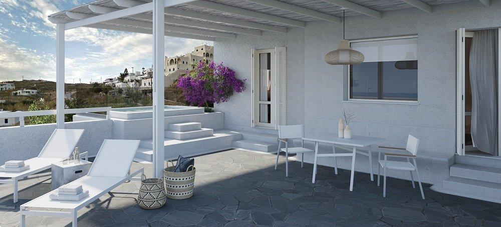 The View: Boho διαμονή για αξέχαστες διακοπές στη Μύκονο από τα Aria Hotels - itravelling.gr