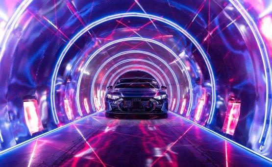 Αποκάλυψη τώρα για το εντυπωσιακό Audi e-tron GT