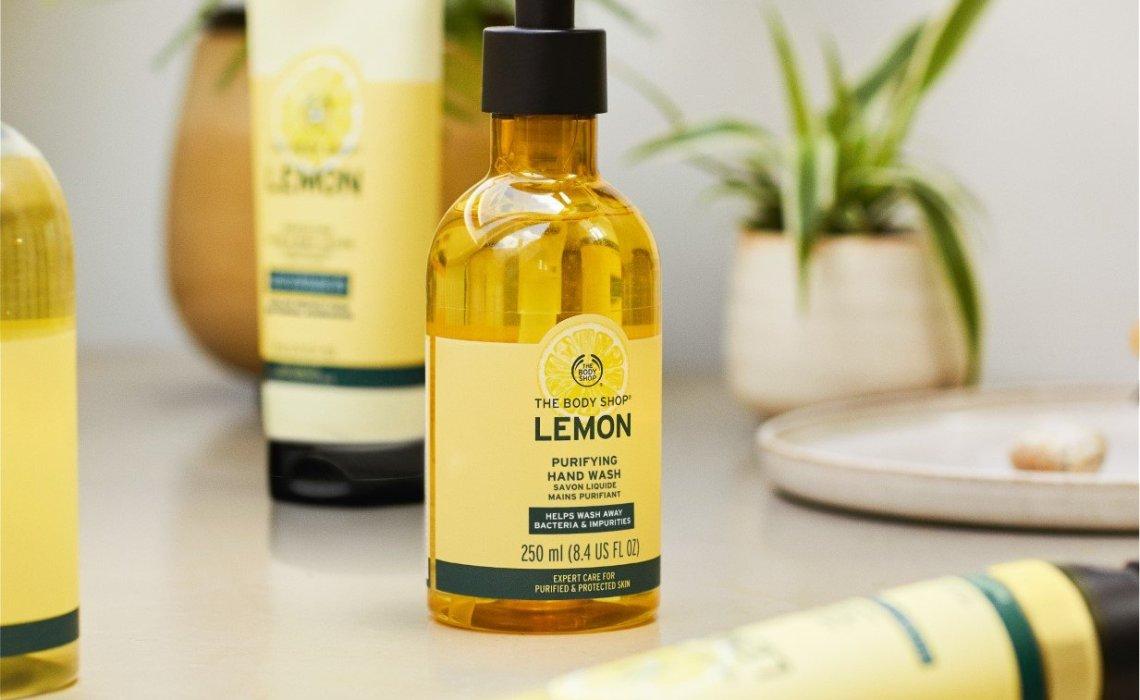 Νέα ρουτίνα καθαρισμού και προστασίας με άρωμα λεμόνι - itravelling.gr