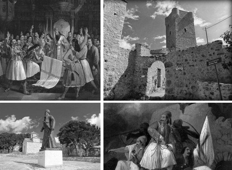 Run Messinia: 10 μαραθώνιοι σε 10 ημέρες για την ελευθερία - itravelling.gr