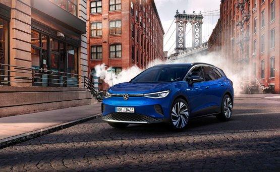 Το νέο Volkswagen ID.4 ανεβάζει στα ύψη τον πήχη