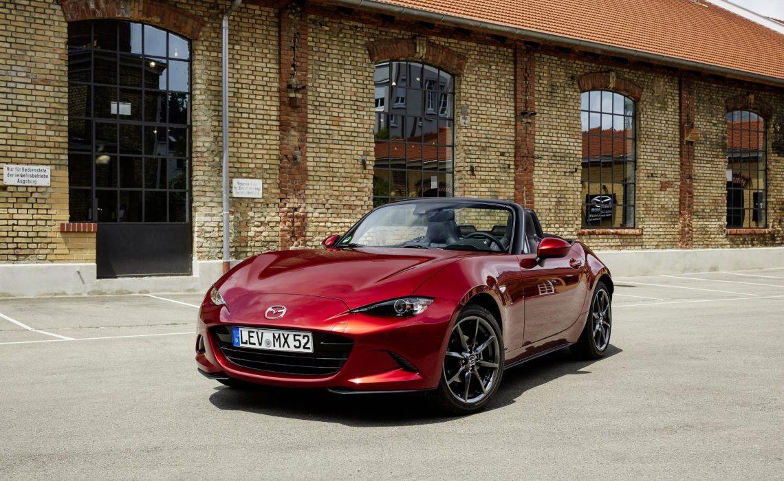 Mazda: Τα χρώματα που έγραψαν ιστορία!