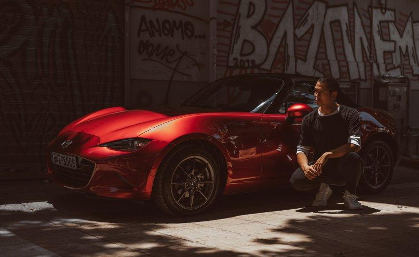 Mazda και Σωτήρης Κοντιζάς ξανά μαζί!
