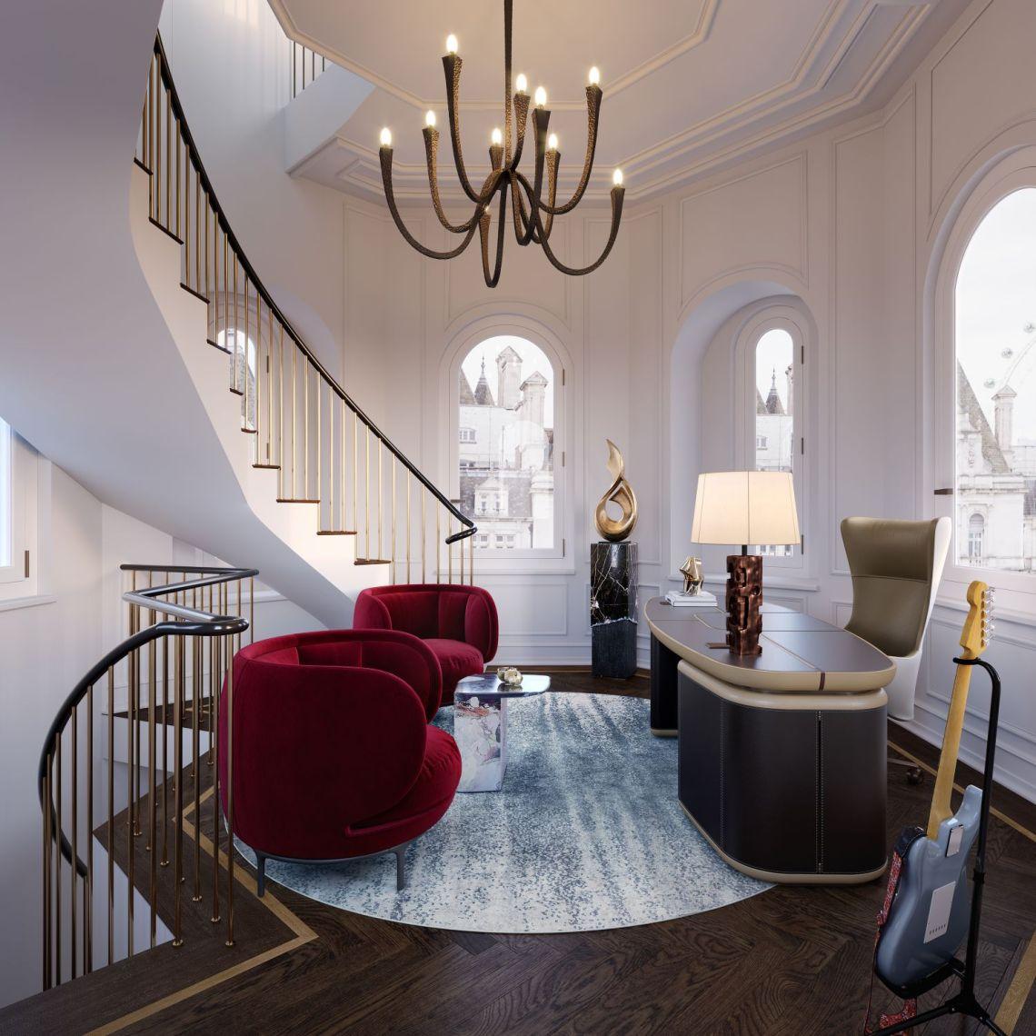 Το στρατηγείο του Winston Churchill μετατρέπεται σε πολυτελείς κατοικίες και ξενοδοχείο - itravelling.gr