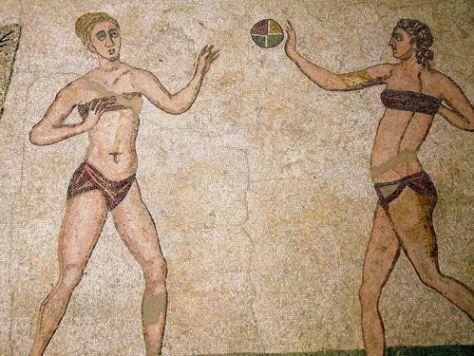 ancient bikini