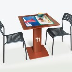 Interactive Cafe Table