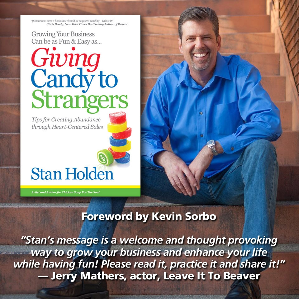 Giving Candy to Strangers Book Review