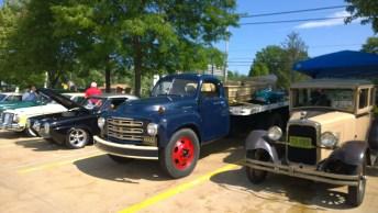 Group Shot - Truck & Erskine