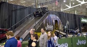 Jeep demo