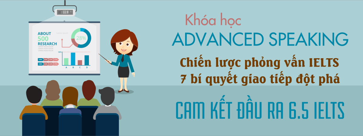 Khóa học Advanced Speaking