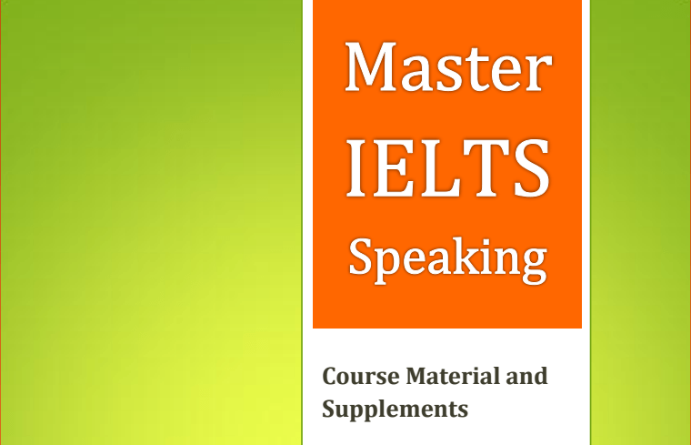 luyện kỹ năng speaking
