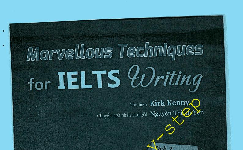 tự luyện IELTS writing