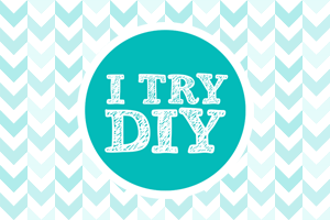 I Try DIY   The end is near!