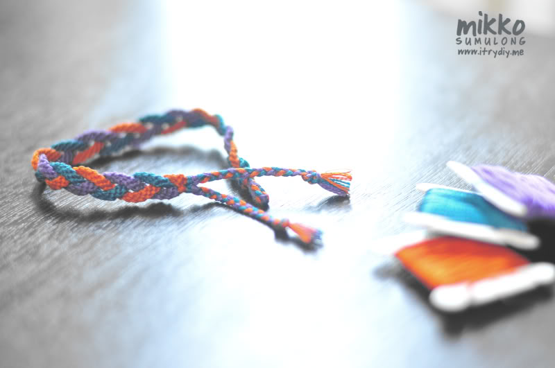 I Try DIY | Braided Friendship Bracelets