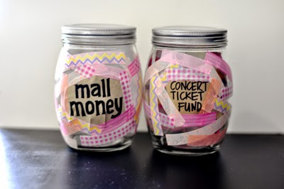 I Try DIY | CandyMagDotCom: DIY Money Jars