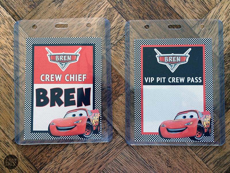 I Try DIY | Bren's Disney Cars 7th Birthday Party!