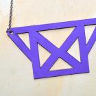 Geometric-Cutout-Necklace-Using-Cricut-Explore
