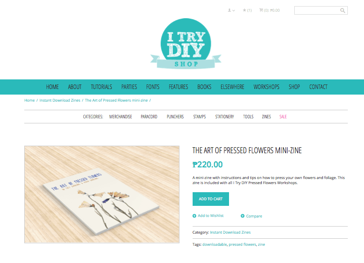 I Try DIY | I Try DIY Shop