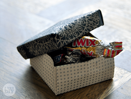 I Try DIY | It's A Wrap: Origami Boxes