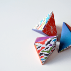 It's a Wrap: Triangle Origami Boxes