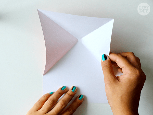 How to Fold a Love Letter into an Origami Heart