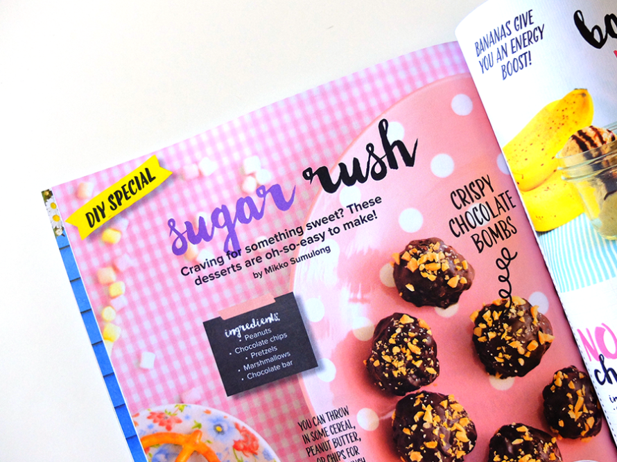 I Try DIY | Candy Magazine: Creative Corner DIY Special