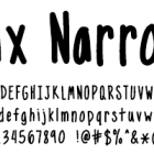 Mikko-Sumulong-Fonts-Mix-Narrow