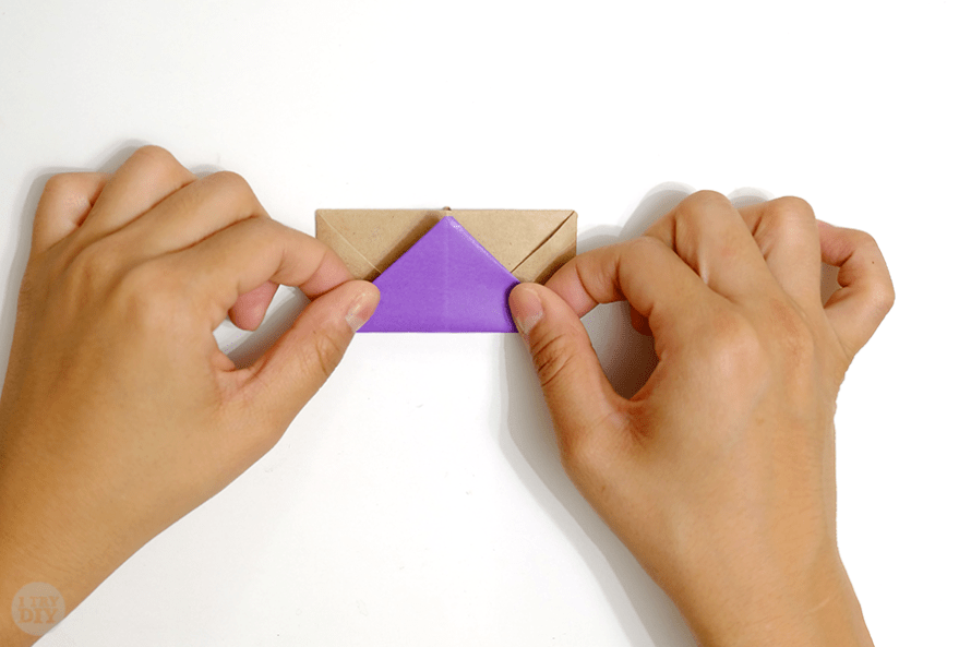 I Try DIY   Origami Easter Egg Stand