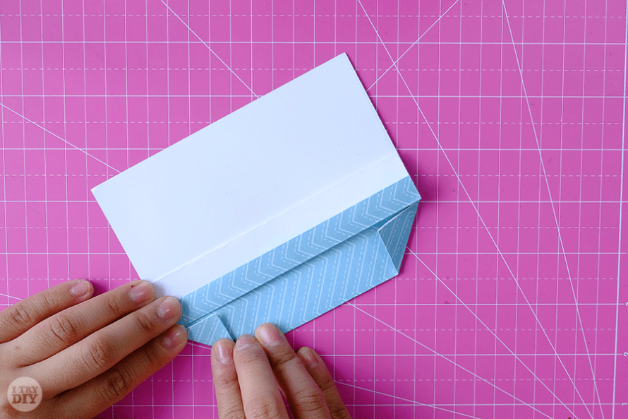 I Try DIY | Origami Money Envelope