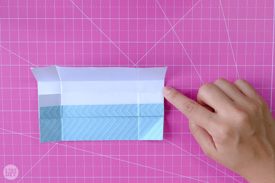 I Try DIY   Origami Money Envelope